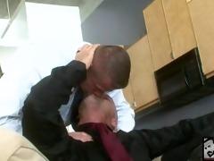 muscular bear dad office act
