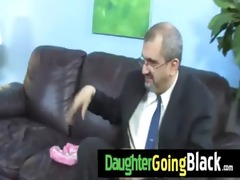 watching my daughter drilled by a black dude 6