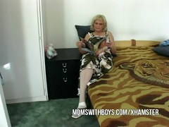 old horny doxy seduces it is nerds