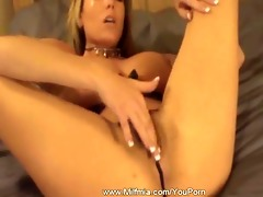 golden-haired mother i makes cum wild