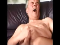 young blonde can sucking older cock