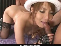 nasty and glamorous sweetheart yuna hirose pecker