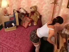 sis receives ass screwed