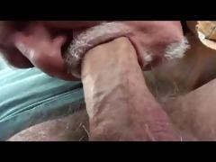 daddy backseat blowjob