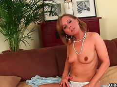aged lady with hawt body acquires drilled on the
