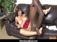 your mother goes for a big black dong 22