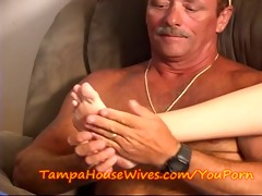 teen babe housewife has a fetish