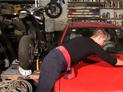 garage sex