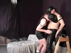big bears sucking cock - pig dad productions