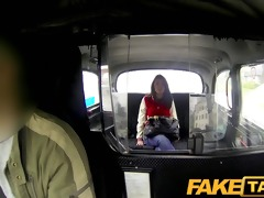 faketaxi unruly legal age teenager gets more than