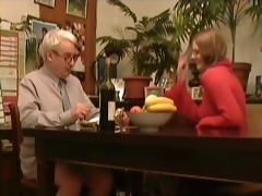 old man having sex with his young nurse