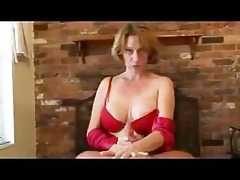 indeed hawt milf gives outstanding blowjob
