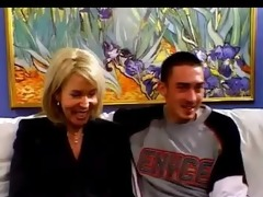blonde mother i in 1st time hardcore film does a