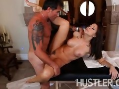 she is wimpers as he is fucks her