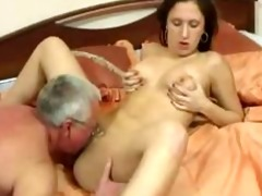 french daughter taboo family sex with old fellow