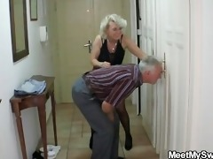he finds his mom and daddy fucking his gf