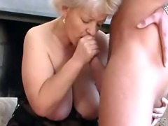 busty granny in stockings t live without wang