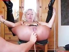 old mother i really hard bondage