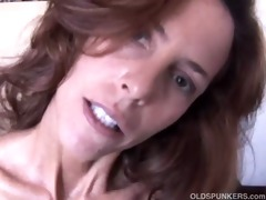 very hot older babe sherry loves to fuck