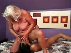 juvenile girl loves old slut