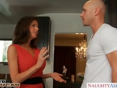 hot mother i veronica avluv receives large jugs