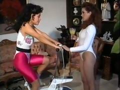 body building bitches - scene 2