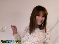 legal age teenager babe and older chap engulf and