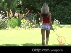 oldman fucking naughty slender blond teentitle: