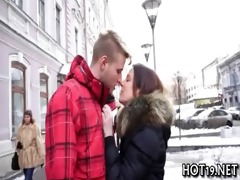 cutie nailed by stranger