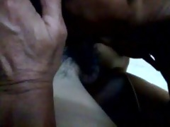 old daddy suck my concupiscent dick (close up)