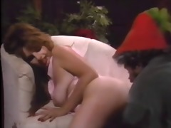 midget santa clous get hard gift 4 whore