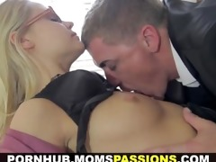 mammas passions - sealing the deal with sex