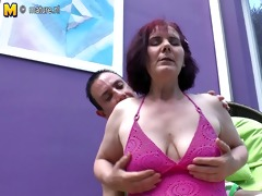 old granny doxy fucked by juvenile lad