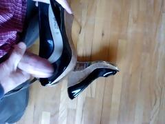sister in laws allies shoes heels wedges