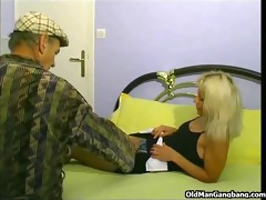golden-haired for cooking and fucking