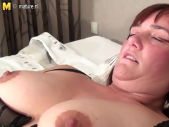 amateur mother t live without to work that pussy
