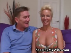 housewife craves old and young knob