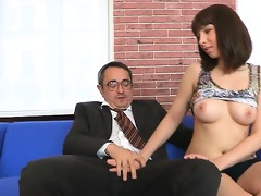 horny teacher devouring lass