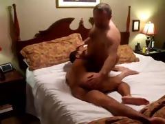 chubby bear fucks anal opening