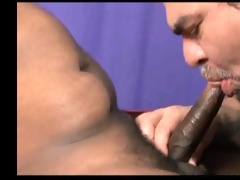 sexi daddy eating rod