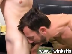 sexy gay sex although muscle daddy bryan slater