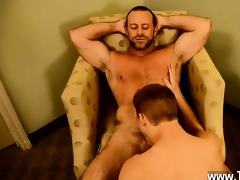 hawt gay sex thankfully, muscle daddy casey has
