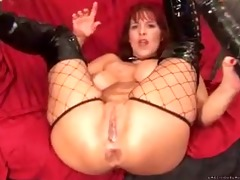 d like to fuck - hard vibrator masturbation