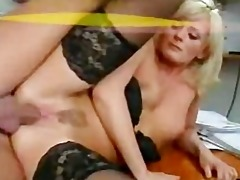 amazing blonde anal, who the fuck is the