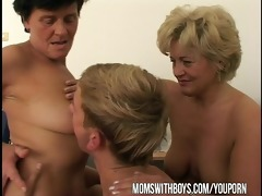 mom shows the differences between porn and real