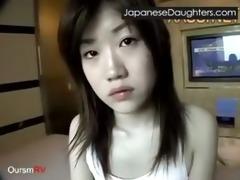 shocking japanese teen fuck