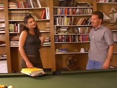 teacher and student make a deal - temptation