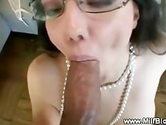 spruce d like to fuck fills face hole with cock