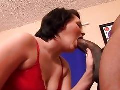 big dick dad punishes pleasing sc...