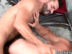 two muscled gay studs fucking part4